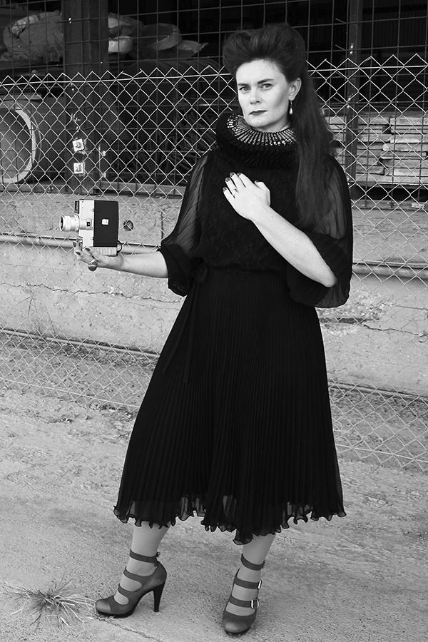 Portrait Parkzeit Renee Vaughan Sutherland